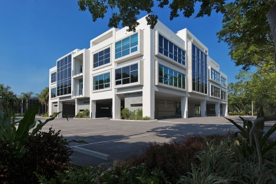 Butts Road Office Building - LEED Platinum